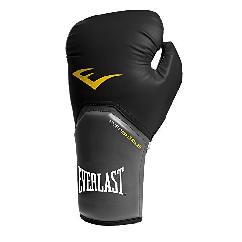 Everlast Pro Style Elite Training Glove, Black, 16 oz