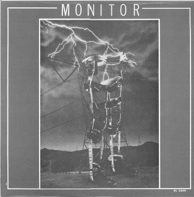 Monitor - Tiffany Imitation