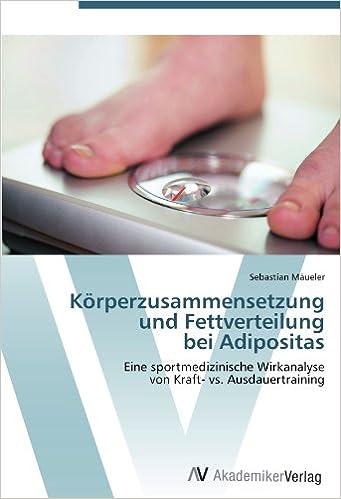 Cardiotraining einer Person mit Übergewicht (German Edition)