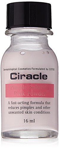Ciracle Pimple Solution Pink Powder, 0.5 Ounce