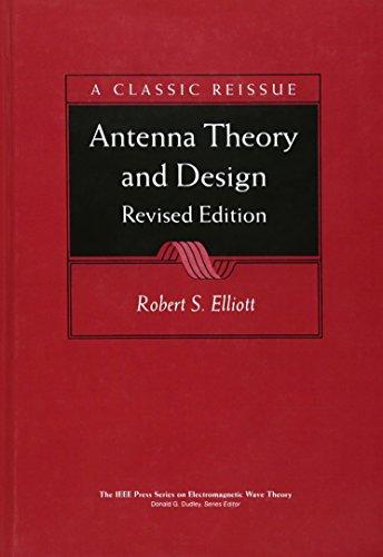 Antenna Theory & Design