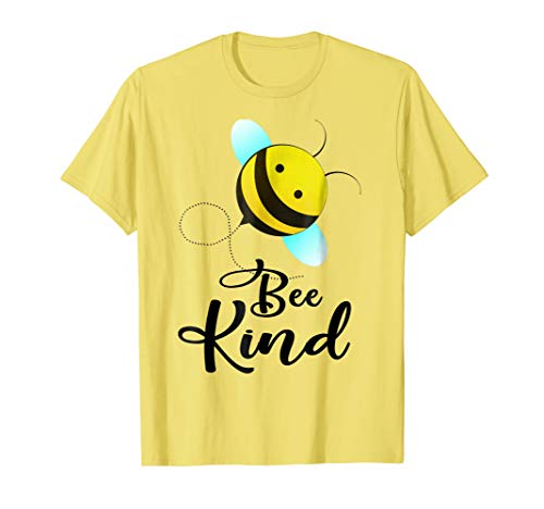 Bee kind Shirt -Bumble bee T-shirt for kindness ()