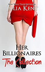Her Billionaires: Boxed Set (The Collection, Books 1-4) (English Edition)