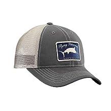 Flying Fisherman Marlin Trucker Hat