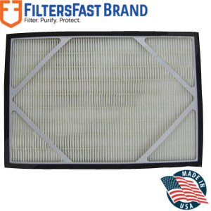 FiltersFast Compatible Replacement for Whispure 450 & 510 Filter Compat. for 1183054 HEPA Filter