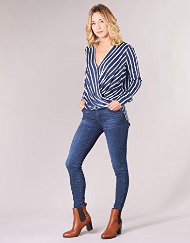 W83aj2d38p0 Guess Jeans Donna Denim Blu wxpYqC