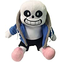 Undertale Sans Plush Stuffed Doll 22cm Hugger Cushion...