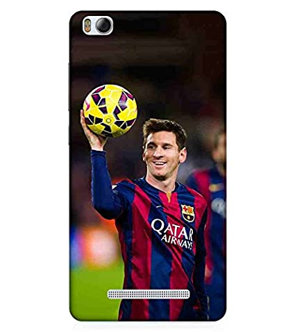 cheap for discount f7dc0 fa47f For Redmi 4A match Printed Cell Phone Cases, football: Amazon.in ...