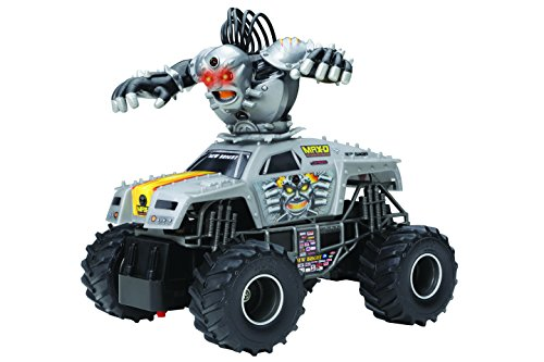 New Bright R/C F/F Monster Jam Bursts Max-D (1:24 Scale)