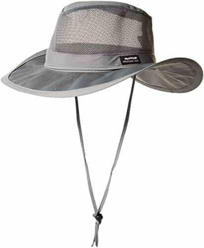 9680bb13 Panama Jack Mesh Crown Safari Sun Hat, 3