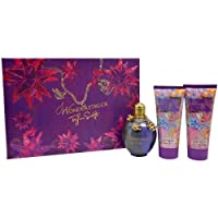 Taylor Swift Wonderstruck for Women-3 Pc Gift Set 3.4-Ounce EDP Spray, 3.4-Ounce Scented Body Lotion, 3.4-Ounce Scented Bath Gel