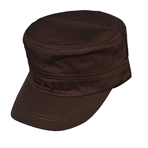 Baseball Coton Cap Acvip Visière De Réglable Chapeau Bush Mode Militaire Brun Hat Casquette Unisexe qxwxAIR