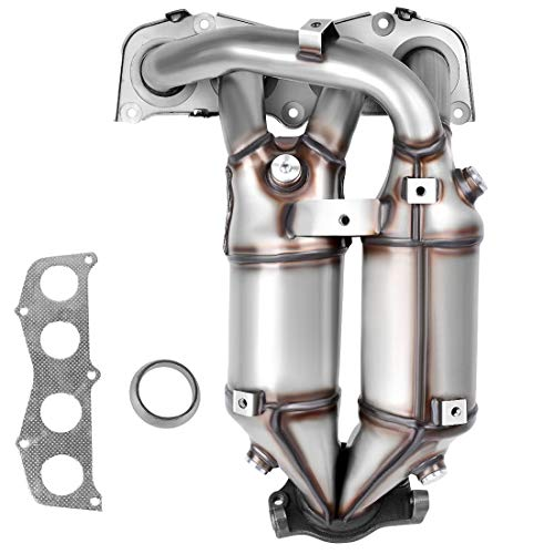 Catalytic Converter for 2001-2003 Toyota RAV4 Base 2.0L Direct-Fit Stainless Steel High Flow Exhaust Manifold (EPA -