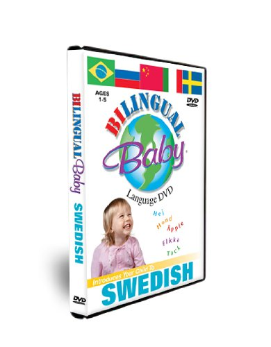 Bilingual Baby: Swedish Brainy Baby Picture