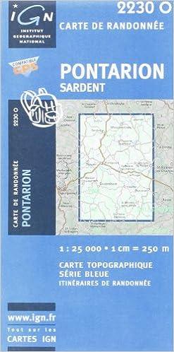 Téléchargement 2230O PONTARION epub, pdf