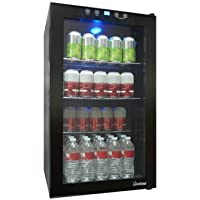 Vinotemp International VT-34 Touch Screen Beverage Cooler CEC