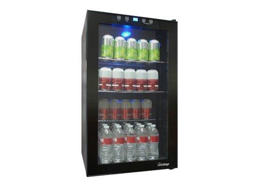 Bottle Single Zone Wine Refrigerator
