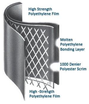 polyethylene liner - 5