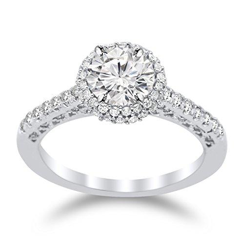 1.5 Ct Tw Round Diamonds - 4
