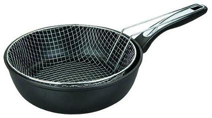 Cocina y Talents – Freidora con cesta Industrias Plus,, ...