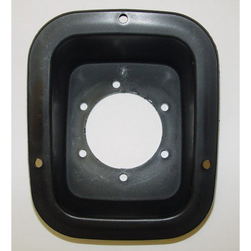 (Omix-Ada 17742.01 Fuel Tank Filler Neck Protector)
