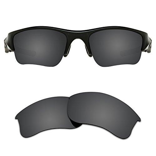 Kygear Polarization Corrected Replacement Lenses for Oakley Flak Jacket - Jacket Golf Xlj Oakley Lenses Flak Prizm