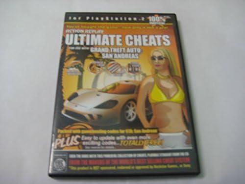 ACTION REPLAY ULTIMATE CHEATS PARA GTA SAN ANDREAS PLAYSTATION 2: Amazon.es: Videojuegos