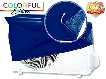 Unicover Colorful Housse renforc/è Pour Climatiseur Ext/èrieur blanc 1.000//380//750 mm