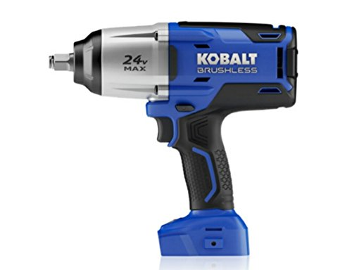 Kobalt 24-Volt Max-Volt 1/2-in Drive Cordless Impact Wrench by Kobalt