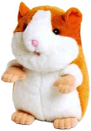 Chatimal - surtido - Giro Peluche Hamster Con Voz Repite Lo Que Dices (Dragon-