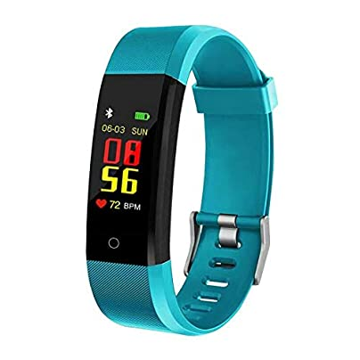 wojiaxiaopu Smart Watch Sports Fitness Activity Heart Rate Blood Pressure Sleep Monitoring Wristband Pedometer For IOS Android USB Charging Estimated Price £37.50 -