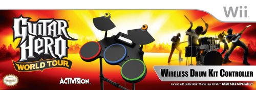 (Guitar Hero World Tour - Stand Alone Drums - Nintendo Wii)