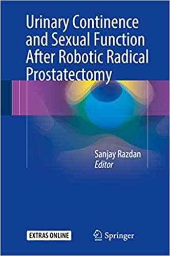 Urinary Continence And Sexual Function After Robotic Radical