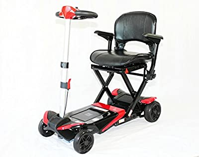 Transformer Electric Folding Mobility Scooter