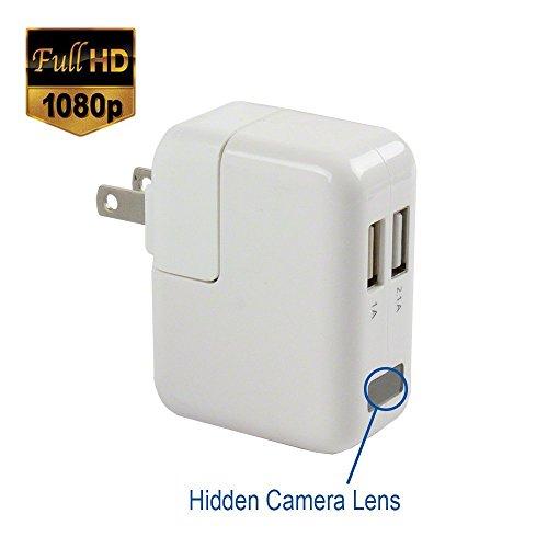 wall charger hidden dual port