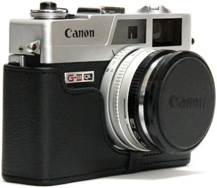 Nuevo Custom Fit – Funda para Canon CANONET QL17 G-III G-3 Cámara ...