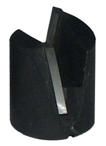 Reverse Helix Cutter - Her-Saf H0750 Quick Change Carbide Reverse Helix Cutter - 3/4