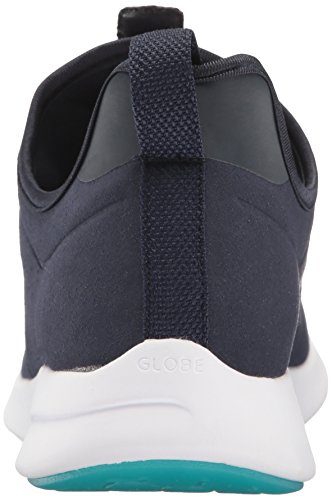 free shipping under $60 cheap sale reliable Globe Men's Dart LYT Skateboarding Shoe Navy/White KwgvNDLoqi