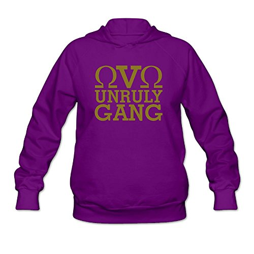 Prohats Unruly Women's Sweater,Long Sleeve Hoodie For Woman