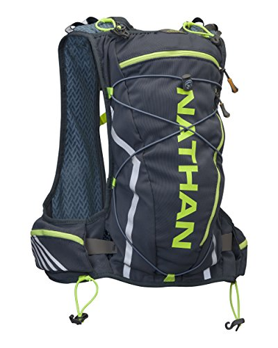 Nathan VaporCloud Race Vest, Dark Slate/Blue Stone, Small/Medium/2 L ()