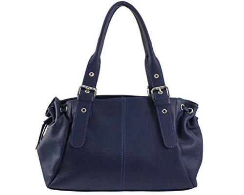 Plusieurs sac italie sac maria à Sac main main cuir sac sac sac cuir main sac a main Maria main Coloris Jeans cuir Bleu femme a a a maria PqIPXw6