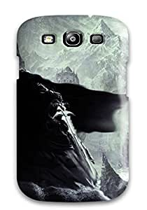 Logan E. Speck's Shop 2655645K34840769 Premium Case With Scratch-resistant/ World Of Warcraft Case Cover For Galaxy S3