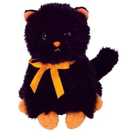 Ty Beanie Babies Jinxy - Black Cat
