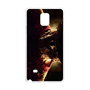 a nightmare on elm street Samsung Galaxy Note 4 Cell Phone Case White 53Go-485988