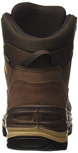 Lowa Toro Ii Gtx Mid, Zapatos de Senderismo para Hombre Marrón (Espresso/senf)