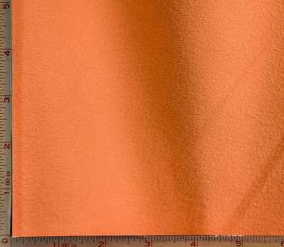 orange sewing fabric - 6