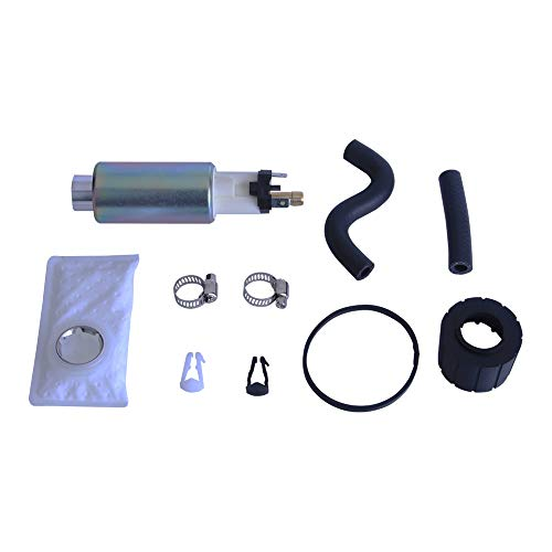 - NOPOCA NP2047 New Electric Intank Fuel Pump w/Strainer Installation Kit Fits Ford Lincoln Mercury E2044