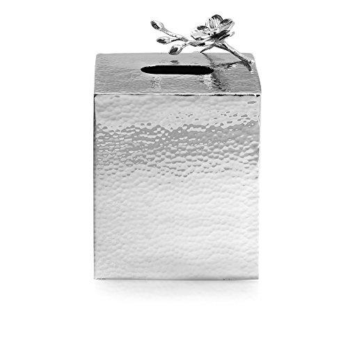 Michael Aram White Orchid Tissue Box Holder (Orchid Box)