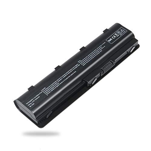 593553-001 Laptop Battery for HP Pavilion G7 Series g7-1070us g7-1075dx g7-1150us g7-1167dx g7-1219wm g7-1257dx g7-1260us g7-1310us g7-1320dx g7-1329wm g7-1338dx g7-1365dx g7-2269wm[10.8V 5200mAh] ()