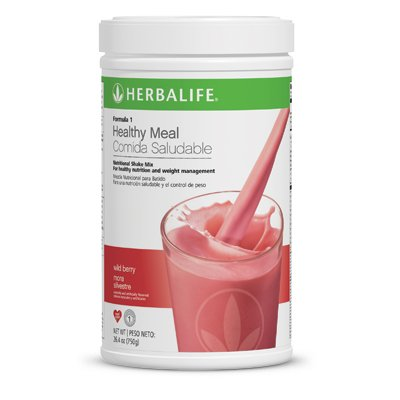Healthy Meal Nutritional Shake Mix - Wild Berry by Herbalife